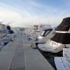 Fotos de los Nuevos Muelles